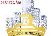 Cần tiền bán gấp nhà mặt tiền Hoàng Sa, Q3, DT: 5x25m, giá rẻ nhất khu vực chỉ có 23 tỷ