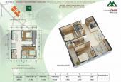 Chính chủ bán gấp HH2K Xuân Mai, Dương Nội, 62 m2, 2 PN, full nội thất
