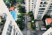 Cho thuê căn hộ Cantavil 3PN, 17 tr/th, view hồ bơi, ngay trung tâm thương mại