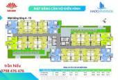 Cần bán căn hộ Hà Đô Riverside giá rẻ, chỉ 1 tỷ 280tr