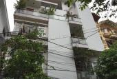 Bán nhà mặt ngõ kinh doanh 84 Chùa Láng 80m2, lô góc 5 tầng, giá 18.5 tỷ