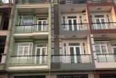 Nhà mới xây 4 tấm, 4mx20m, hẻm 288, Lê Văn Quới