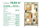 Cần bán căn hộ Depot Metro, giá 1,820 tỷ. Nhà mới chưa ở