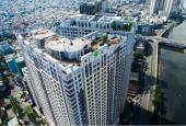 Bán căn hộ officetel Saigon Royal Quận 4, giá 2.65 tỷ, diện tích 34m2, view nội khu