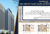 Bán căn hộ chung cư tại dự án chung cư 60 Hoàng Quốc Việt, Cầu Giấy, Hà Nội, diện tích 117m2