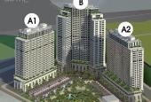 Mở bán sàn thương mại tầng 1, 2, 3 dự án IA20 Ciputra, DT 41m2 - 306m2, giá chỉ từ 36 tr/m2