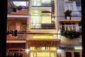 Bán nhà 52m2, 4 tầng, mặt tiền Đông Hồ, Phường 4, quận 8