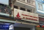 Bán nhà mặt phố Cát Linh, Đống Đa 50m2, 6 tầng, mt 5m. 0973513678