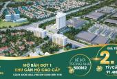 TSG Lotus – Dự án HOT nhất KĐT Sài Đồng, view việt thự mở bán đợt 1, chiết khấu 1.5%. Lh:0943357644