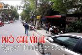 Bán nhà mặt phố Nguyễn Thượng Hiền, 70m2, MT 5m, 17 tỷ, 0908295656