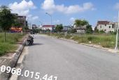 Bán các lô đất ở đầu tư đẹp tại khu đô thị Nam Lê Lợi, hướng Đông Nam, chiết khấu ngay 30tr/lô