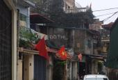 Bán nhà mặt ngõ Minh Khai 41.6m2, 4 tầng, 2 mặt thoáng, 4 tỷ