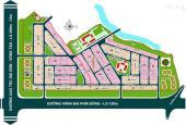 Bán lô đất đẹp dự án Khang An, DT 253m2, giá 30tr/m2