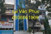 Nhà MT Bà Huyện Thanh Quan, P. 6, Quận 3, 8x25m, trệt, 3L, 56 tỷ. Lh Phúc Hoàng 0936661909