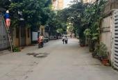 Đất vàng phố Hoàng Quốc Việt, ô tô, 55m2, mặt tiền 7,6m, cách phố 20m, 2 mặt thoáng, 0935666536