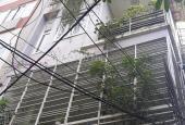 Nhà gần phố Thái Thịnh, văn phòng + kinh doanh tốt, ô tô tránh, 78m2 x 5 tầng x MT 4.7m. Giá 11 tỷ