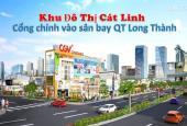 Bán đất nền Long Thành, mặt tiền Quốc Lộ 51 khu đô thị Cát Linh. LH: 0907.883.689