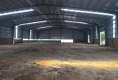Cho thuê kho xưởng từ 1000m2 - 4000m2 tại khu vực Văn Giang, Hưng Yên