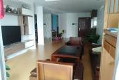 Chuyển xuống mặt đất, bán căn hộ 120m2, 3PN tại Goldsilk Complex