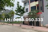 Bán ô góc 275m2 Nam Vĩnh Yên đường rộng 21m