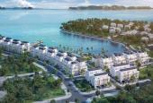 Bán gấp căn biệt thự biển Pearl Villas bán đảo 3 view biển Hạ Long