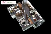 Bán căn hộ chung cư diện tích 55m2 (2PN) tại dự án An Bình PLaza Mỹ Đình, giá ngoại giao