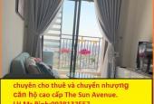 Chỉ 13 tr/tháng cho căn 1 phòng ngủ và 1 phòng làm việc tại The Sun Avenue! LH Mr. Bình: 0938132557