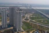 Căn 2PN 82m2 tầng 24 view sông Hồng - Cầu Nhật Tân cuối cùng tại Sunshine Riverside, HTNH 70%/Ls 0%