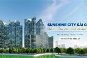 Mở bán đợt 2 tòa S4 dự án Sunshine City Sài Gòn, Quận 7, Hồ Chí Minh diện tích 77m2 giá 4,2 Tỷ