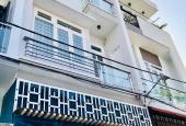 Nhà như hình 1 trệt + 2 lầu + Sân thượng đúc gần ngay chung cư 4S p. Linh Đông, Thủ Đức