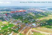 3 suất nội bộ đường 30m dự án Vĩnh Long New Town 1,5 tỷ/113m2, chiết khấu 1%, dân cư đông, sổ đỏ