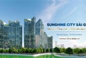 Mở Bán tòa S4,SunShine City  Sài gòn,Quận 7,CĂN ĐẸP NHẤT,77m2 giá 4,2 tỷ, LH:0916.8888.29