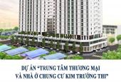 Bán căn hộ chung cư tại Dự án Chung cư Kim Trường Thi, Vinh, Nghệ An diện tích 60m2 giá 618 Triệu