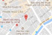 Bán Khách sạn mặt tiền Cô Bắc Quận 1.giá 30 tỷ gồm hầm trệt 6 lầu LH 0907310581 Mr Vũ