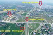 Cơ hội có 1 không 2 đầu tư đất nền trung tâm Phổ Yên - Từ 6.9 tr/m2 trực tiếp CĐT