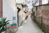 Bán đất ngay đầu tổ dân phố Bình Minh, Trâu Quỳ, DT 40m2, đất ấm, vượng khí tốt
