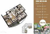 Tôi cần bán căn hộ đủ loại diện tích từ 93m2 - 136m2 tại chung cư N01T8 Ngoại Giao Đoàn