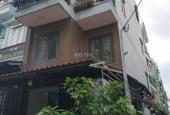 Bán nhà góc HXH Bùi Văn Ngữ, Hiệp Thành, Q12, DT 4x11m, 1 trệt, 1 lửng, 2 lầu, 3,6 tỷ