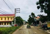 Đất mặt tiền đường vào trung tâm hành chính xã Quý Lộc chỉ 400 triệu, sổ hồng chính chủ