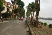 Biệt thự BT4 bán đảo Linh Đàm, 258m2, 4 tầng, mặt tiền 18m, giá 19,8 tỷ. LH: 0915803833