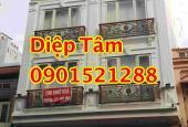 Bán nhà MT đẹp nhất đường Trần Quang Diệu, quận 3, giá 19 tỷ, 5x20m