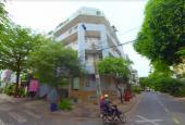 Nhà KD căn hộ dịch vụ Trung Sơn 25 phòng cho thuê full nội thất, DT 200m2, hầm, trệt, 3 lầu, ST