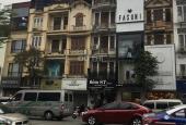 Bán nhà mặt phố Láng Hạ, 50m2, 5 tầng, 2 mặt thoáng, vỉa hè rộng, 13.5 tỷ. 0986753411