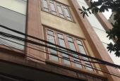 Bán tòa nhà văn phòng Lạc Long Quân 135m2, 7 tầng, mặt tiền 6.5m, 17.8 tỷ Tây hồ