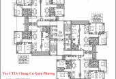 Chính chủ cần bán cắt lỗ căn góc 106m2 chung cư CT2 Xuân Phương Quốc Hội, giá chỉ 20tr/m2