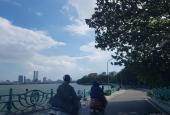 Bán nhà mặt phố Tây Hồ, Quảng Bá, giá 65 tỷ, 210m2, giấy phép 8 tầng, nhà 3 mặt thoáng