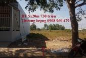 Cần bán lại lô đất trong KCN Phúc Long - Bến Lức, 100m2 bán 730 triệu, LH 089 669 40 39