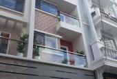 Nhà mới đẹp 4 tấm HXH đường Thạch Lam, khu cao cấp