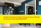 Trở thành cư dân Căn Hộ Cao Cấp The Sun Avenue LH ngay 0938132557 Mr.Bình!!