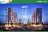 Bán căn hộ Flora Novia mặt tiền Phạm Văn Đồng, vị trí cực đẹp, view hồ bơi, giá cực tốt